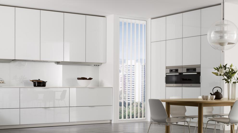 Modelo vitreo estudio cocinas dc - Cocinas con bloques de vidrio ...