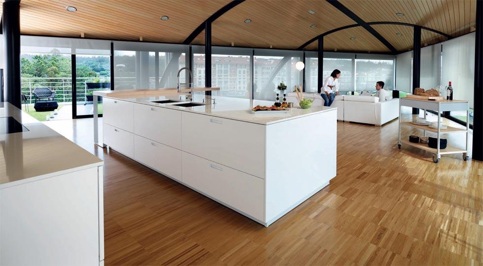 Nuevo showroom ahora en o donnell estudio cocinas dc - Cocinas santos valencia ...
