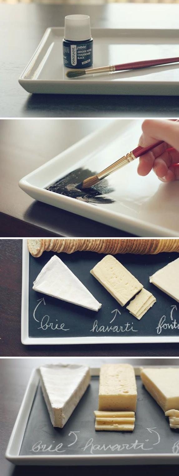 Pizarras en la cocina pr cticas y decorativas estudio - Pizarra de cocina ...