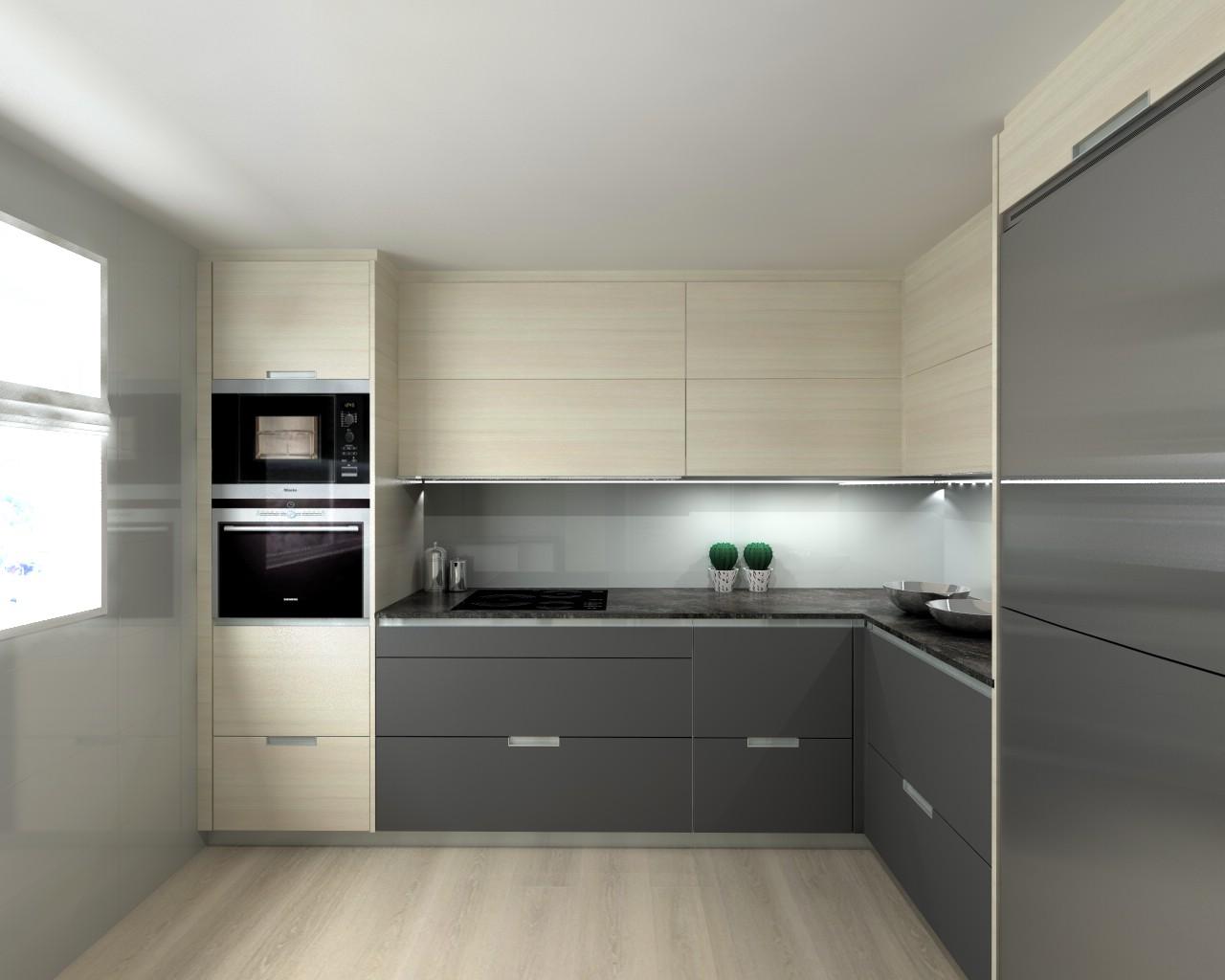 Cocinas de diseo en valencia trendy muebles cocina diseno for Muebles de cocina valencia