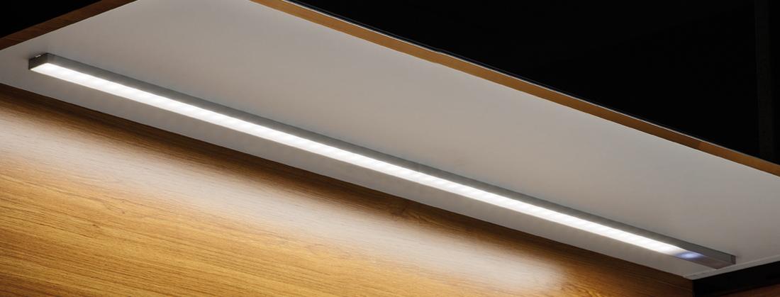 Consejos para iluminar la cocina estudio cocinas dc for Focos led para cocina