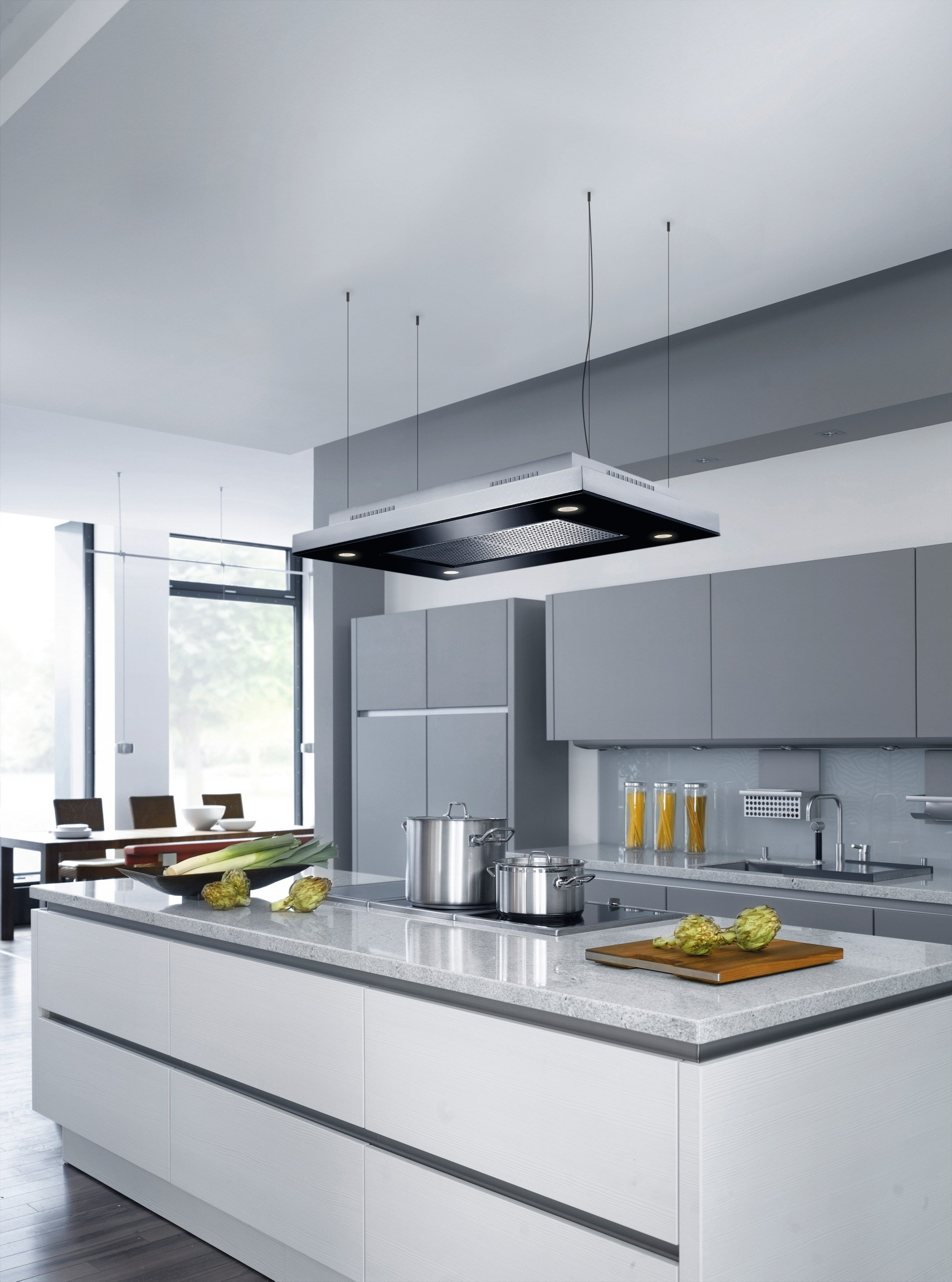 Campanas modernas para cocina latest house to home with - Campanas de cocina modernas ...