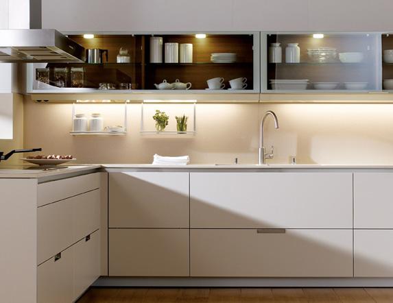 Luces Para Muebles De Cocina   Como Iluminar Nuestra Cocina Estudio Cocinas Dc