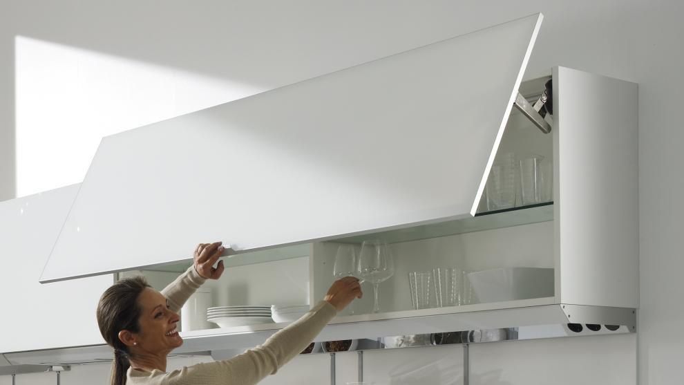 MUEBLES ALTOS DE COCINA COMO ELEMENTO DE CONFORT - Estudio Cocinas DC