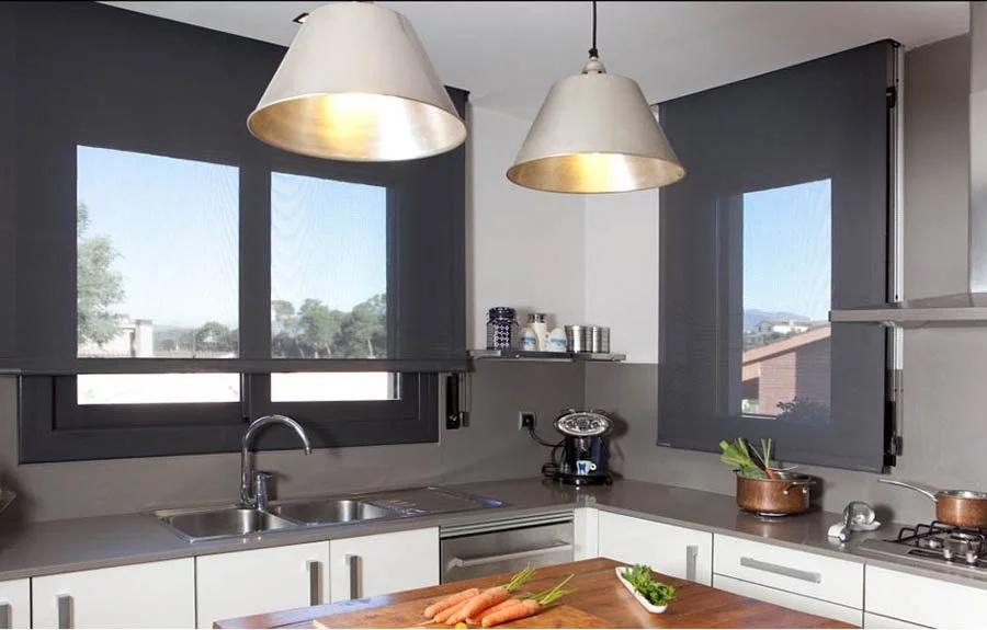 Ideas para dar luz a la cocina