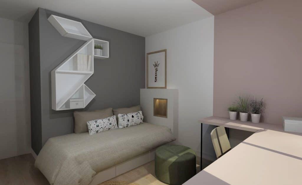 Dormitorio Infantil para Niño