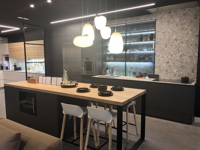 Cocina Santos plataforma E serie Lisse