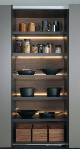 Mueble de cocina Santos alto interior
