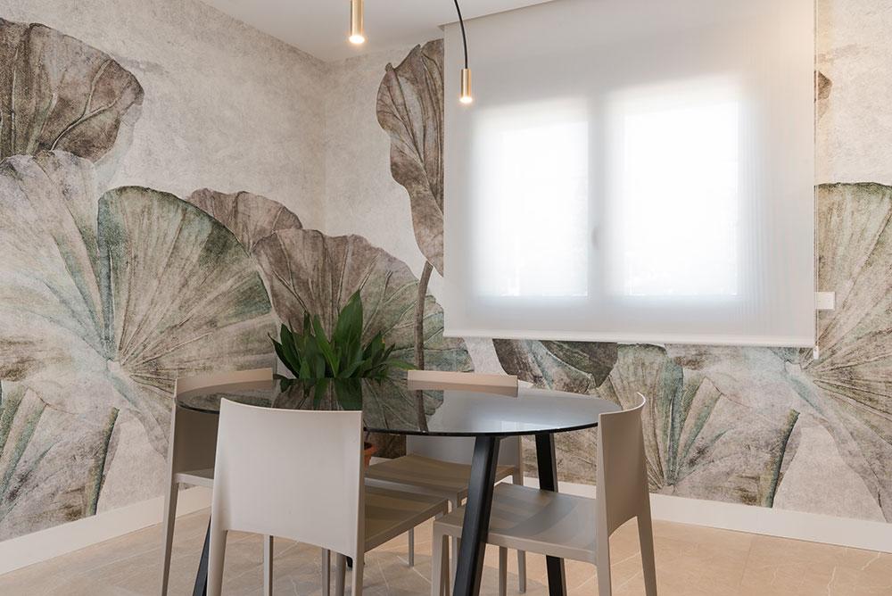 Mesa en Office de cocina