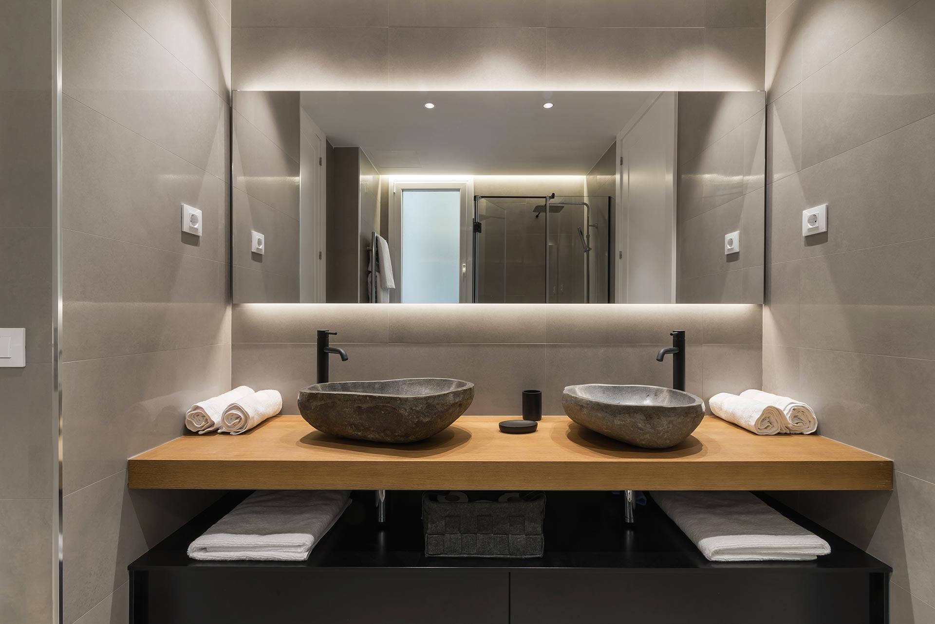 Baños Santos - Muebles Santos para el baño - Baños Modernos