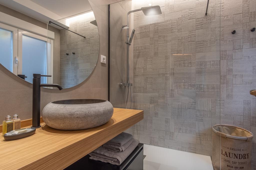 Baños de diseño moderno