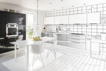 diseño actual cocinas