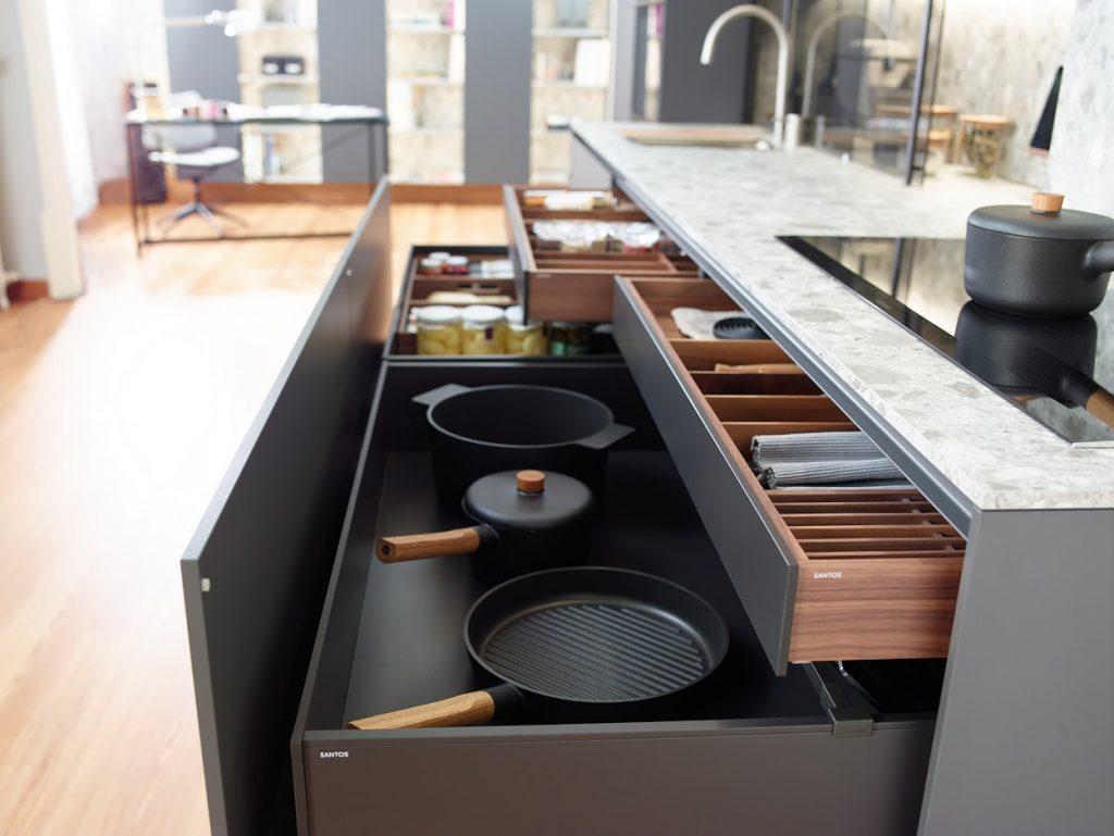 Muebles de Cocina Santos