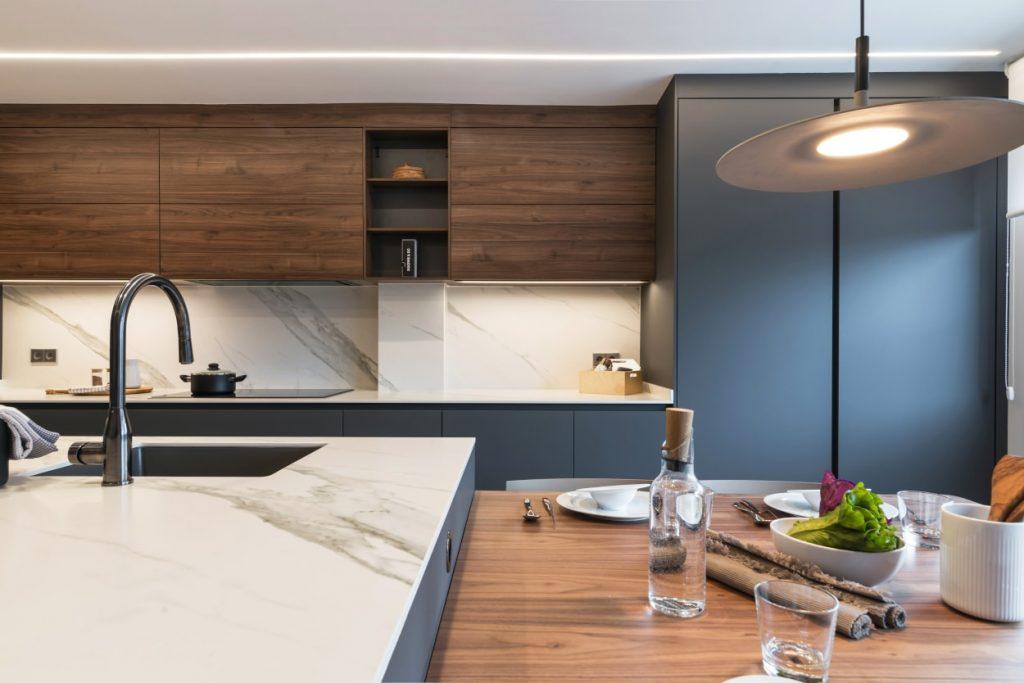 Mesa office para la cocina